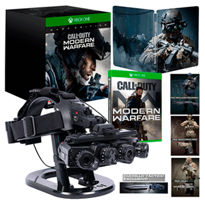 Call of Duty Modern Warfare Dark Edition