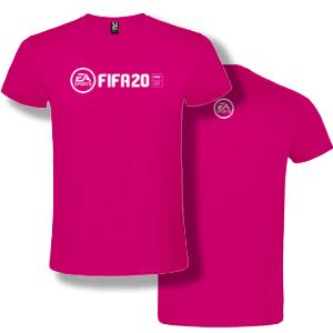 Camiseta Algodón Talla L Fifa 20