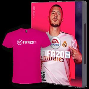 FIFA 20 + Camiseta Algodon Talla M PCSW + DLC