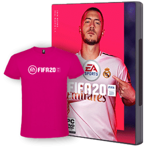 FIFA 20 + Camiseta Algodón Talla L PCSW + DLC