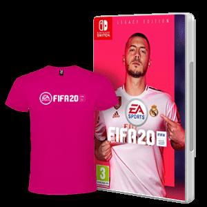 FIFA 20 Leg Ed + Camiseta Tecnica Talla M NSW