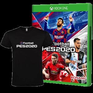 eFootball PES 2020+ Camiseta AlgodónTalla XL XONE