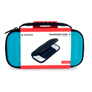 Bolsa Bigben Azul Nintendo Switch Lite