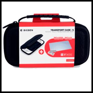Pack 5 Accesorios Bigben Nintendo Switch Lite