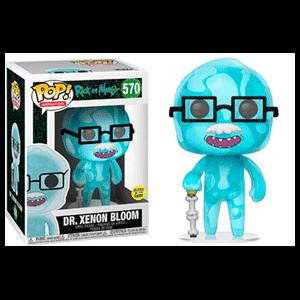 Figura Pop Rick y Morty S6: Dr.Xenon Bloom