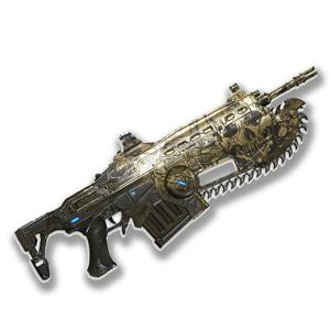 Gears 5 - DLC Lancer Dorado