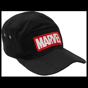 Gorra Negra Marvel X Wismichu