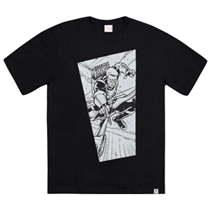 Camiseta Marvel X Wismichu Ojo de Halcón Talla L