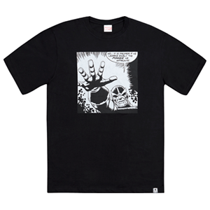 Camiseta Marvel X Wismichu Thanos Talla M