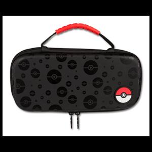 Bolsa de Transporte para Nintendo Switch PowerA Pokéball Noir -Licencia oficial-