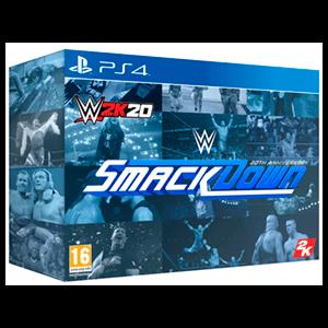 WWE 2K20 Edición Coleccionista