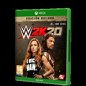 WWE 2K20 Edición Deluxe