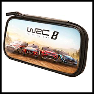 WRC 8 - Funda consola