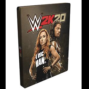 WWE 2K20 - Steelbook