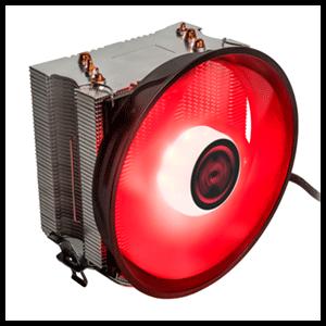 Mars Gaming MCPURGB - Disipador de CPU - Reacondicionado