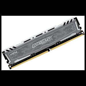 Ballistix Sport LT DDR4 16GB 2400Mhz - Gris - Memoria RAM - Reacondicionado