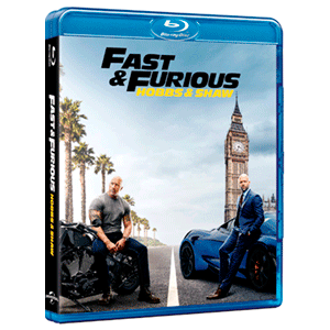 Fast & Furious Hobbs and Shaw