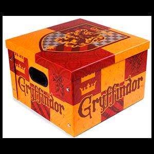 Caja de Almacenamiento Harry Potter Gryffindor
