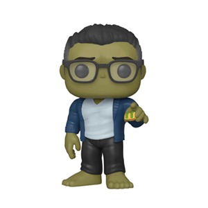 Figura Pop Vengadores Endgame: Hulk con Taco