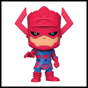 Figura Pop Cuatro Fantásticos: Galactus