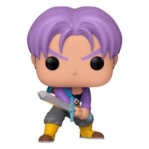 Figura Pop Dragon Ball Z: Trunks