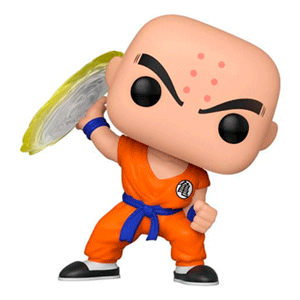 Figura Pop Dragon Ball Z: Krillin con Disco
