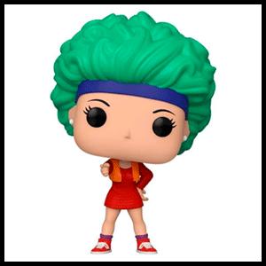 Figura Pop Dragon Ball Z: Bulma