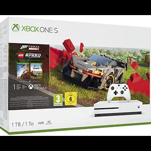 Xbox One S 1TB Lego Forza Horizon 4