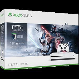 Xbox One S 1TB Star Wars: Fallen Jedi Order
