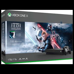 Xbox One X 1TB Star Wars: Fallen Jedi Order
