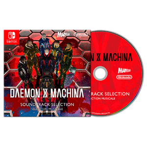 Daemon X Machina - BSO