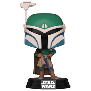 Figura Pop Star Wars The Mandalorian: Covert Mandalorian