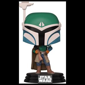 Figura Pop Star Wars The Mandalorian: Covert Mandalorian