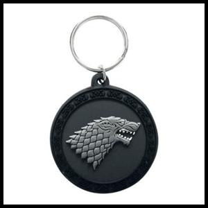 Llavero Juego de Tronos: Stark