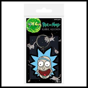 Llavero Rick y Morty: Rick