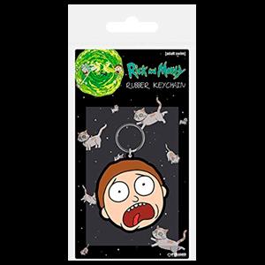 Llavero Rick y Morty: Morty