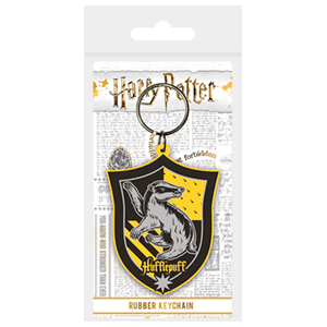 Llavero Harry Potter Hufflepuff