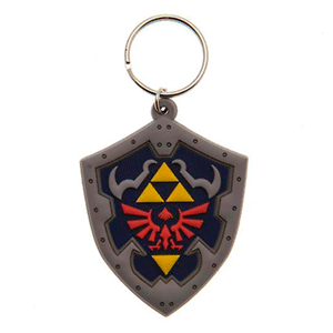 Llavero Zelda: Hylian Shield
