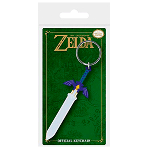 Llavero The Legend Of Zelda: Sword