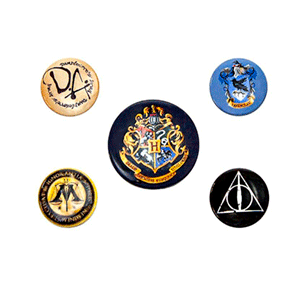 Insignias Harry Potter: Hgwarts
