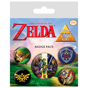 Insignias The legend of Zelda