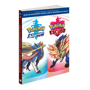Guía Oficial Pokémon Espada y Escudo - Recorrido de Galar