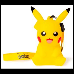 Figurita Luminosa Pikachu (con correa)