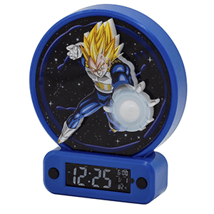 Despertador Luminoso DBZ Vegeta