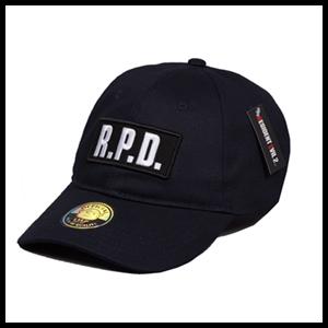 Gorra Resident Evil R.P.D.