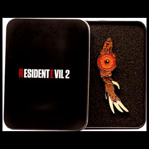 Pin Colección Resident Evil Birkin Gvirus