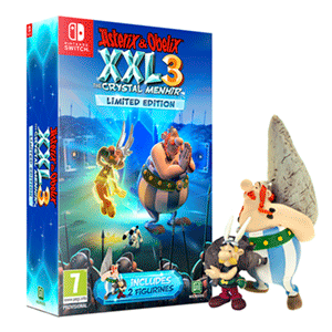 Asterix y Obelix XXL 3 The Crystal Menhir Limited Edition