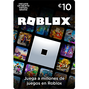 Pin Roblox 10 Euros