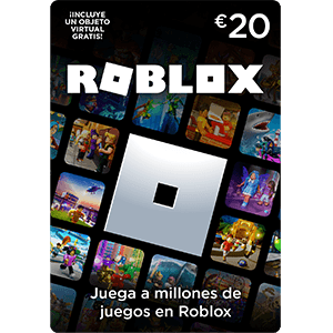 Pin Roblox 20 Euros