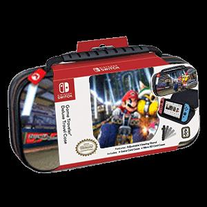 Game Traveller Deluxe Travel Case NNS50B Mario Kart -Licencia oficial-